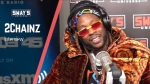 "2 Chainz Talks ""rap Or Go To The League,"" Ariana Grande & More On Sway In The Morning"